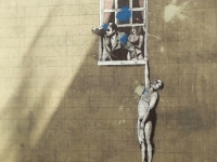 Banksy-Well-Hung-Lover